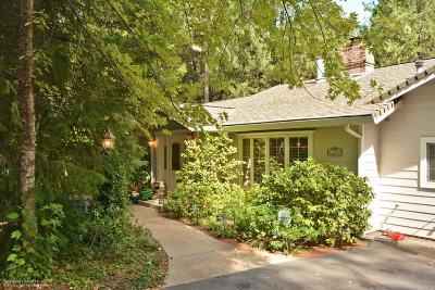 Grass Valley Single Family Home For Sale: 13287 Rattlesnake Road