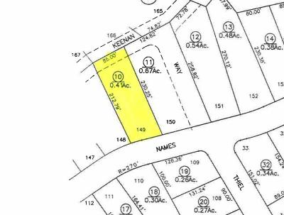 Grass Valley CA Residential Lots & Land For Sale: $69,000