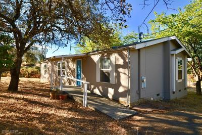 Nevada City Single Family Home For Sale: 13616 Jones Bar Road