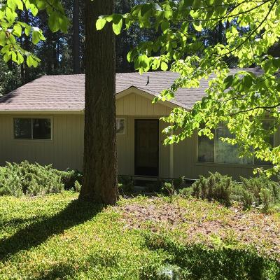 Nevada City Single Family Home For Sale: 13209 Quaker Hill Cross Road