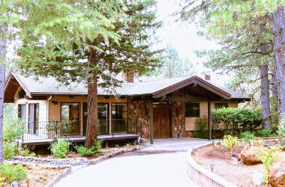 Grass Valley Single Family Home For Sale: 10554 Sky Circle