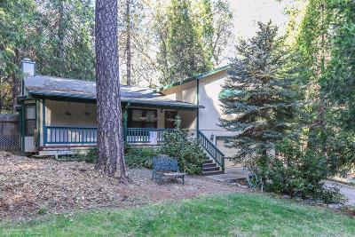 Grass Valley Single Family Home For Sale: 13888 Day Road