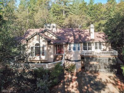 Grass Valley Single Family Home For Sale: 15752 Brooks Road