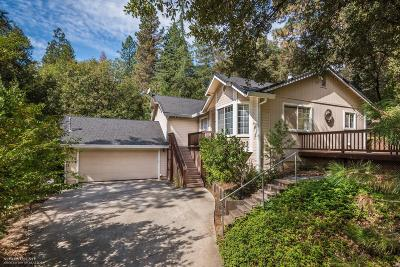 Grass Valley Single Family Home For Sale: 15030 Stinson Drive