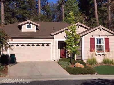 Grass Valley Single Family Home For Sale: 232 Mallard Drive
