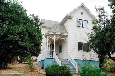 Grass Valley Single Family Home For Sale: 321 Pleasant Street
