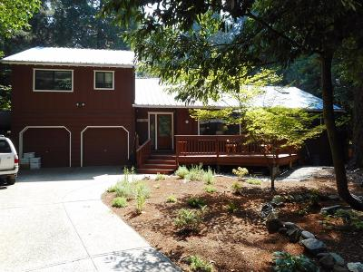 Nevada City CA Single Family Home For Sale: $419,000