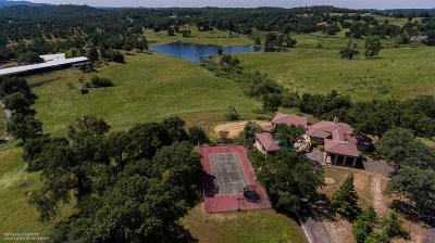 Butte County, Nevada County, Placer County, Sacramento County, Sierra County, Sutter County, Yuba County Single Family Home For Sale: 12450 Lime Kiln Road