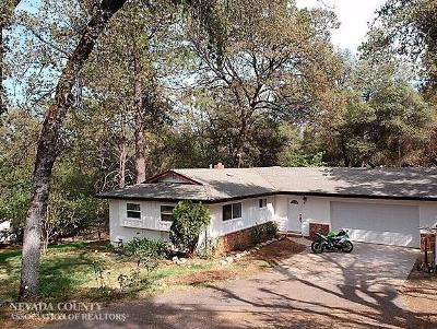 Nevada County Single Family Home For Sale: 18896 Siesta Drive
