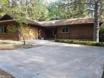 Grass Valley Single Family Home For Sale: 14845 Durden Court