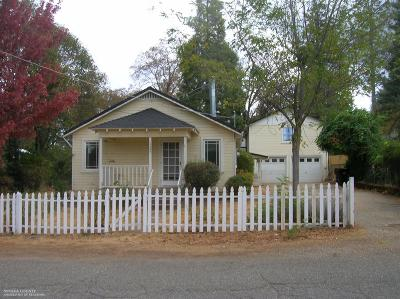 Grass Valley Single Family Home For Sale: 10497 Sierra Drive
