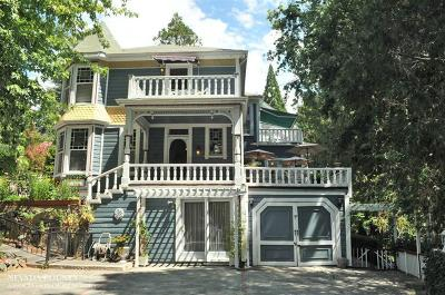 Nevada City CA Single Family Home For Sale: $989,000