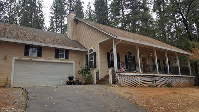 Single Family Home Pending: 10301 Quail Creek Road