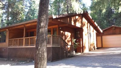 Nevada City Single Family Home For Sale: 12692 Red Dog Road