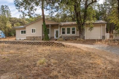 Grass Valley Single Family Home For Sale: 19217 Cherry Creek Road