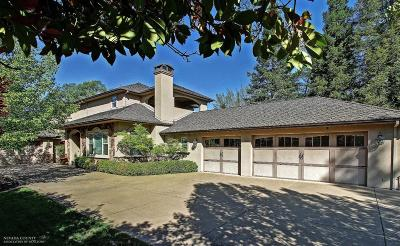 Auburn CA Single Family Home For Sale: $1,790,000