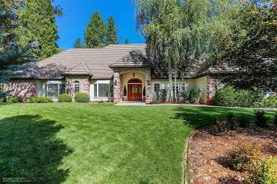 Grass Valley Single Family Home For Sale: 12884 Chatsworth Lane