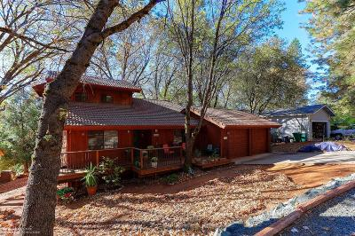 Nevada County Single Family Home For Sale: 11245 Edward Drive