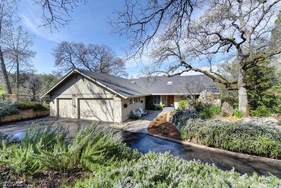 Auburn Single Family Home For Sale: 6455 Fairway Court
