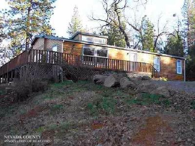 Grass Valley Single Family Home For Sale: 22991 Retherford Road
