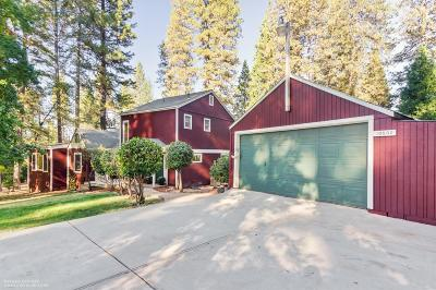 Nevada City CA Single Family Home For Sale: $529,000