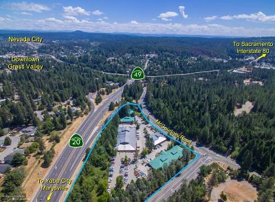 Grass Valley CA Commercial For Sale: $6,450,000