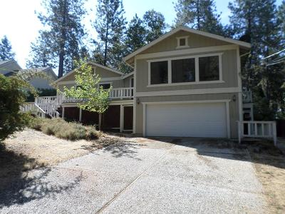 Nevada County Single Family Home Active REO: 12033 Hanley Drive