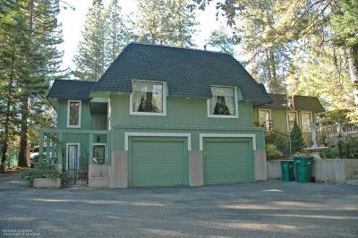 Nevada County Single Family Home For Sale: 15850 Carrie Drive