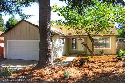 Grass Valley Single Family Home For Sale: 571 Blight Road