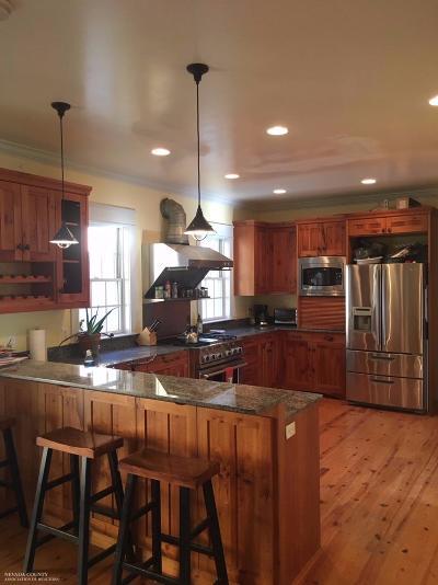 Grass Valley Single Family Home For Sale: 17736 Jones Ridge Road
