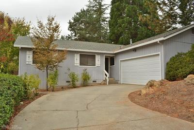 Grass Valley Single Family Home For Sale: 534 Fawcett Street