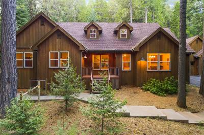 Nevada City CA Single Family Home For Sale: $769,000