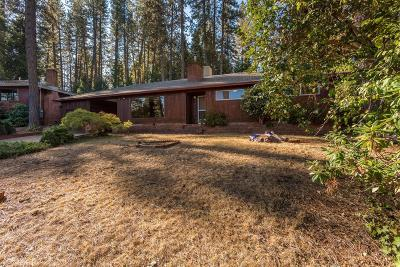 Grass Valley Single Family Home For Sale: 10789 Gold Hill Drive