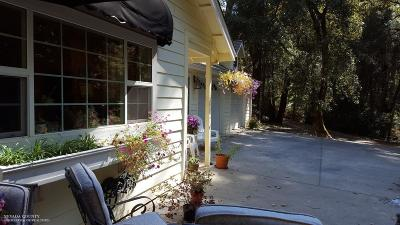 Grass Valley Single Family Home For Sale: 14134 Highland Drive