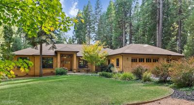 Nevada City CA Single Family Home For Sale: $889,000