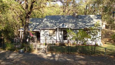 Single Family Home For Sale: 19699 Colfax Highway