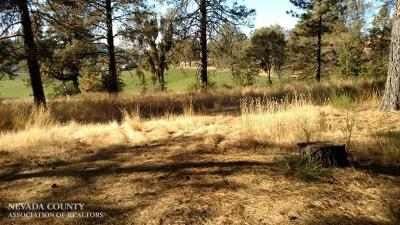 Nevada City CA Residential Lots & Land For Sale: $185,000