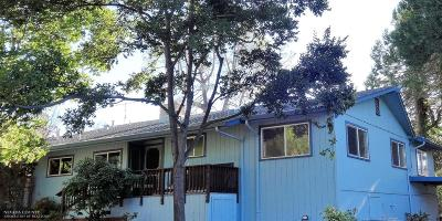Grass Valley Single Family Home For Sale: 10061 Mills Road