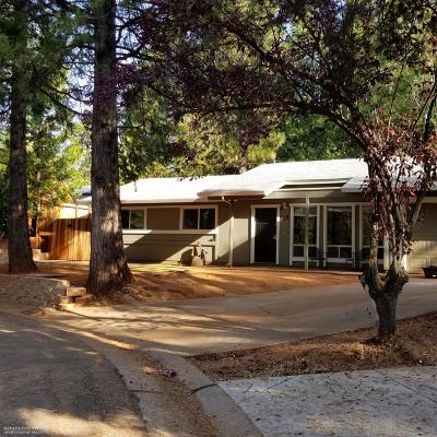 Grass Valley Single Family Home For Sale: 119 King Court