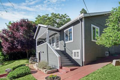 Grass Valley Multi Family Home For Sale: 143 Bennett Street