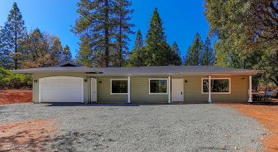 Grass Valley Single Family Home For Sale: 11308 Diamond Back Way
