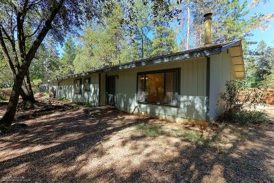 Nevada County Single Family Home For Sale: 12201 Francis Drive