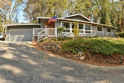 Nevada City CA Single Family Home For Sale: $439,000