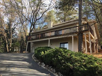 Grass Valley CA Single Family Home Sold: $355,000