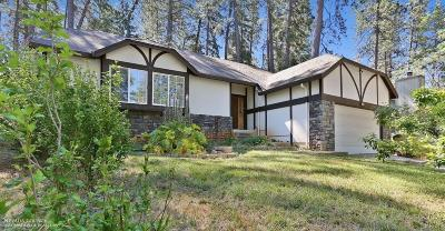 Nevada County Single Family Home For Sale: 15889 Names Drive