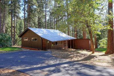 Nevada City CA Single Family Home For Sale: $309,900