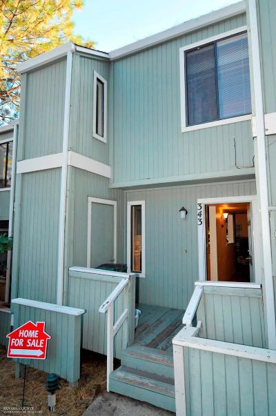 Grass Valley CA Condo/Townhouse For Sale: $210,000