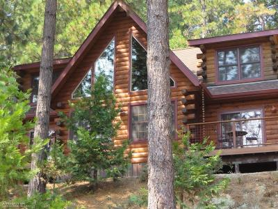 Nevada City Single Family Home For Sale: 14068 Gas Canyon Road