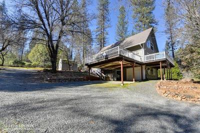 Grass Valley Single Family Home For Sale: 16791 Greenhorn Road
