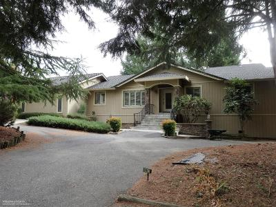 Nevada County Single Family Home For Sale: 18671 Wildflower Drive